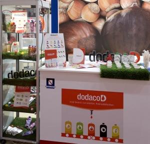 Dodaco - Cibus 2018 - stand