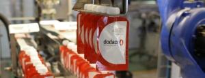 Confezionamento in packaging alimentare innovativo