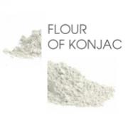 Dodaco - ingredient - flour of konjac