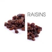 Dodaco - ingredient - raisins