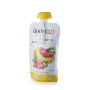 Dodaco - packaging alimentare 120g